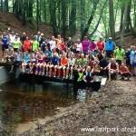Ultratrail im Laufpark Stechlin