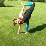 Laufen und Yoga mit Sonja Eigenbrod
