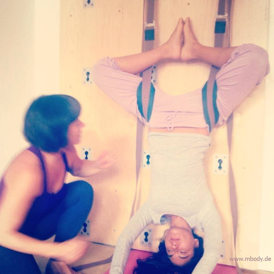 Yoga Einzelstunden nicht nur für Läufer mit Sonja Eigenbrod