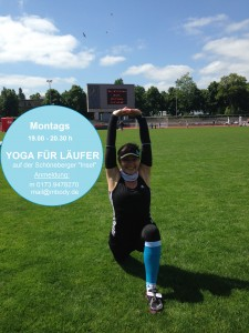 RUN2YOGA Yoga für Läufer