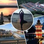 Laufen und Yoga im Hafenhotel Rheinsberg