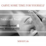 MBODY Halloween Massage Special