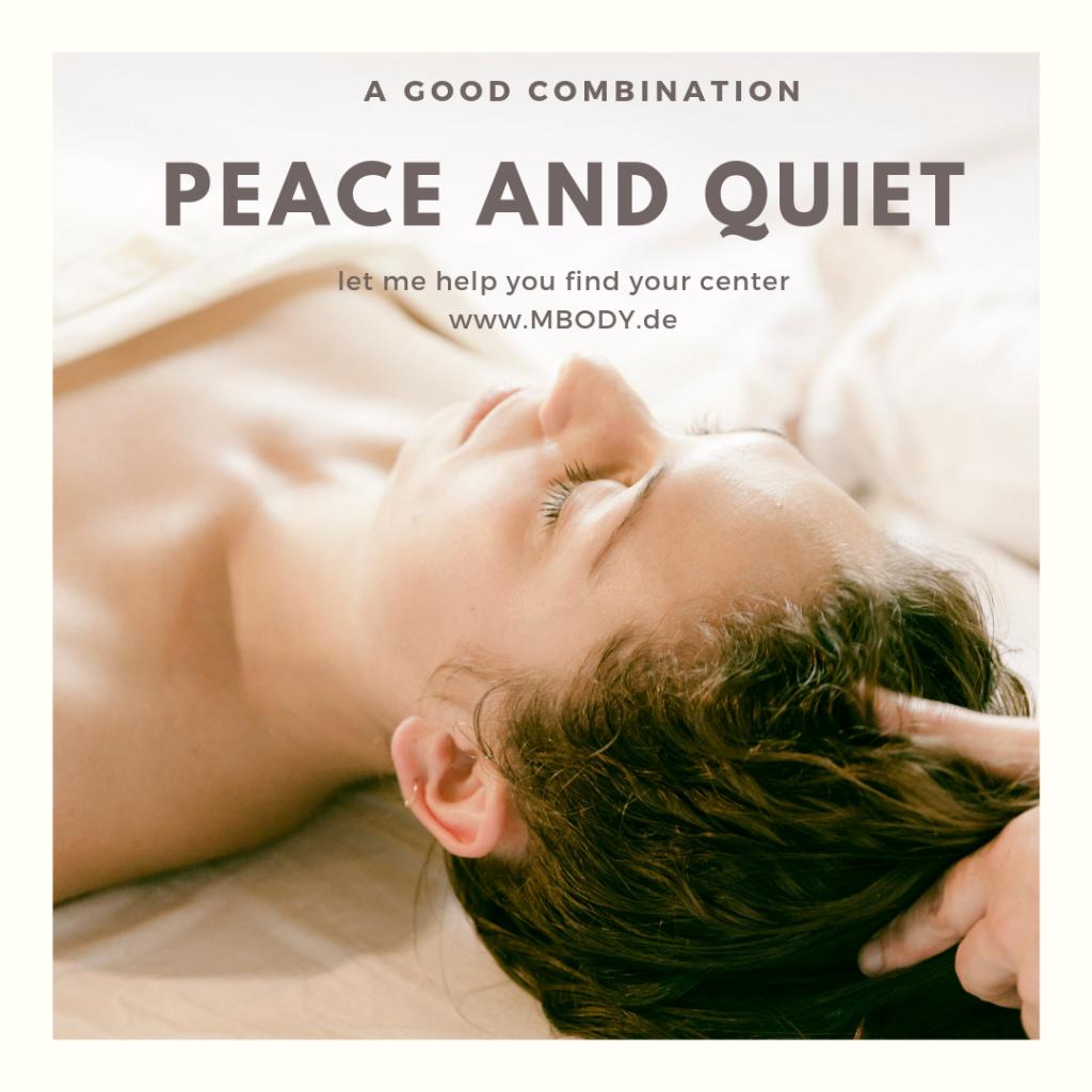 """""""Zeit, die wir uns nehmen, ist Zeit, die uns was gibt"""" . Massage und Yoga schaffen Ausgleich und fördern die Regeneration. ©Sonja Eigenbrod, www.MBODY.de"""